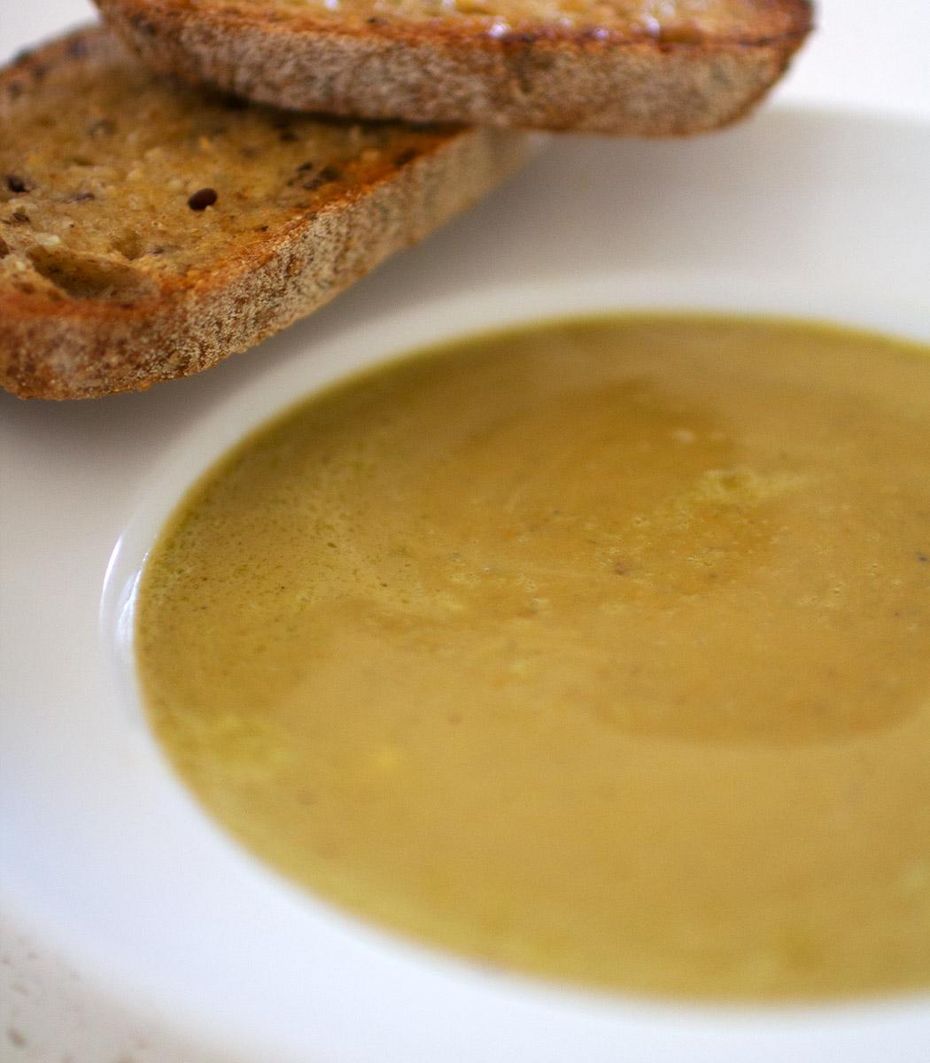 Dorset Blue Vinny Chestnut & Squash Soup