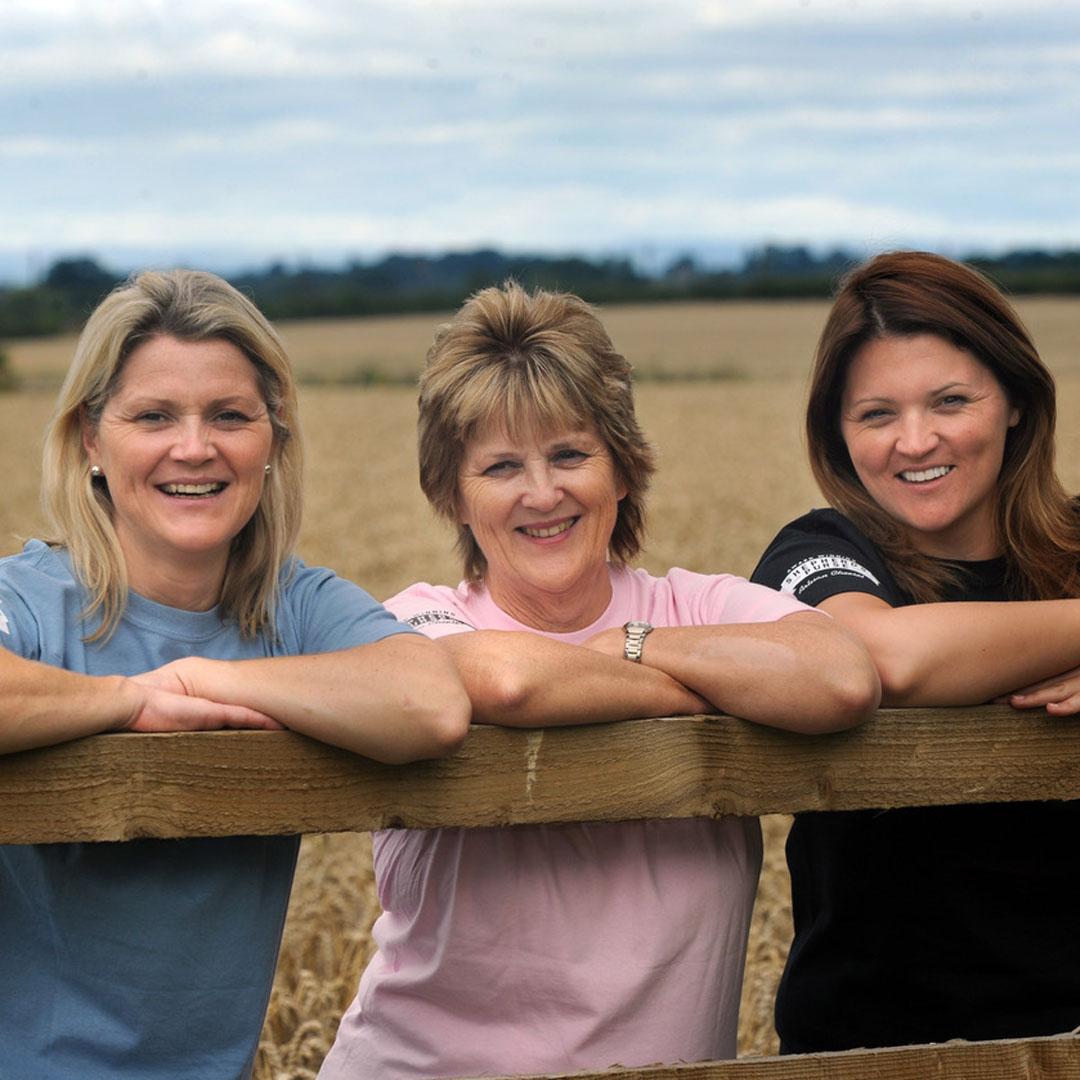Women in Cheese Series: Judy Bell, Caroline Bell & Katie Matten