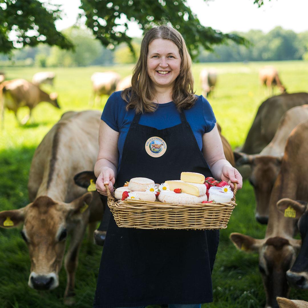 Women in Cheese Series: Julianna